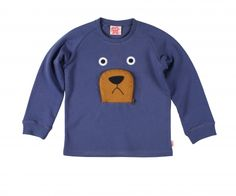 childrens kids sweatshirt sweater jumper girls boys bear