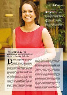 Irresistible Women in Business #womeninbusiness #Mompreneurs #Womenintech