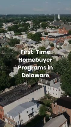 Moving to Delaware? Here are statewide and local programs that provide financial assistance to new home buyers. Home Buying Process, Buying A New Home, New Home Buyer, Financial Assistance, Delaware, First Time, New Homes