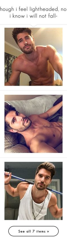 """""""-though i feel lightheaded, now i know i will not fall-"""" by eletheroleplayer ❤ liked on Polyvore featuring nick bateman"""
