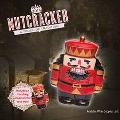 holiday nutcracker ♥ #scentsy