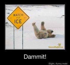 Not a true winter until this happens to me!