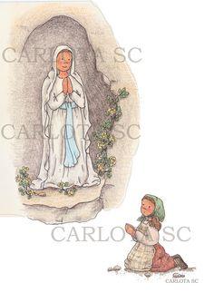 Ntra.Sra.de Lourdes www.carlotasc.com
