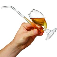 Brandy Pipe in Gift Box | Port Pipe Port Sipper Glass - Buy at drinkstuff