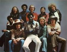 Tower of Power 1976, the band that signed with Columbia.  Ronnie Beck on drums, Ernst McGee on lead vocals.
