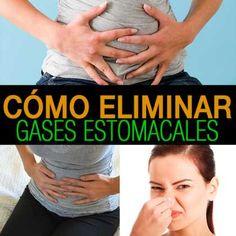 Cómo eliminar los gases estomacales rápidamente - La Guía de las Vitaminas