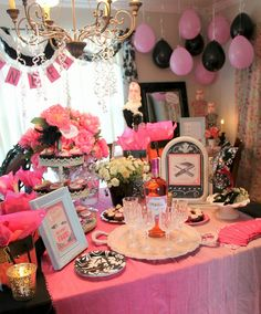 Makeup Party! ~ The Fancy Shack