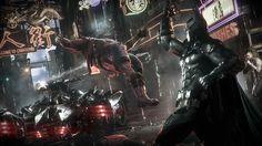 batman arkham knight backround desktop nexus wallpaper - batman arkham knight category