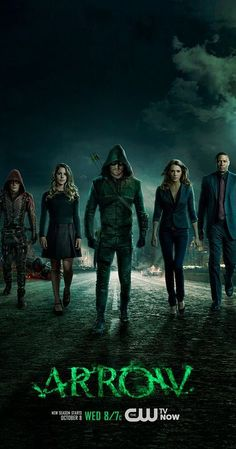 Created by Greg Berlanti, Andrew Kreisberg, Marc Guggenheim.  With Stephen Amell, Katie Cassidy, David Ramsey, Susanna Thompson. Spoiled billionaire playboy Oliver Queen is missing and presumed dead when his yacht is lost at sea. He returns five years later a changed man, determined to clean up the city as a hooded vigilante armed with a bow.