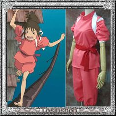 Rakuten: Immediate delivery ★ costume play clothes ※ Spirited Away /Spirited Away ★ Chihiro- Shopping Japanese products from Japan Anime Costumes, Cool Costumes, Cosplay Costumes, Halloween Costumes, Halloween 2015, Costume Ideas, Cosplay Diy, Cosplay Outfits, Anime Cosplay