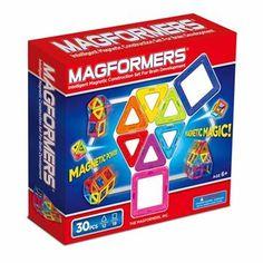 Magformers 30 dele. Køb Magformers i Legebutikken.dk