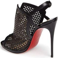 Christian Louboutin 'Escrimnette' Sandals