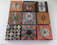 Vintage Jewelry Embellishments Design, Pictures, Remodel, Decor and Ideas