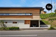 名古屋の設計事務所フィールドが豊田でデザインしたFOREST SONOです。森の中に建物がありますね。