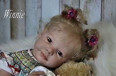 Reborn Toddler Baby Chloe by Ann Timmerman