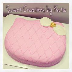 Hello kitty Hello Kitty Crafts, Hello Kitty Cake, Cupcake Cakes, Cupcakes, Hello Kitty Collection, Hello To Myself, Say Hello, Amazing Cakes, Madness