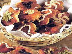 Cukrovi na Vanoce: Medovníčky s ořechy a ovocem