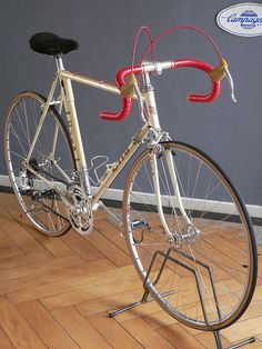Retro Vintage Original Peugeot Road Racing Bike Reynolds