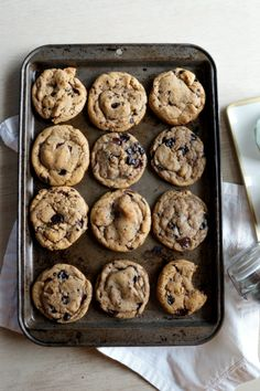 sweetoothgirl:    Smoked Salt and Browned Butter Chocolate Chip...