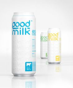 GoodMilk on Behance