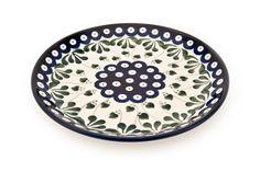 Polish Pottery - Alyce Dessert Plate $19.50