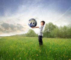 ¿Por qué enseñar a los niños a cuidar nuestro planeta?