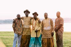 Photo from Alma & Tobore collection by Mayowa Ojo Photography  Urhobo Wedding Brotherhood
