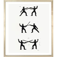 Hugo Guinness Prints - good alone or in a grouping. Nice to add contrast to the mix and they are collectable.