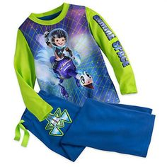 Miles from Tomorrowland Long Sleeve Sleep Set for Boys- Size 5/6 NWT Disney #Disney #PajamaSets