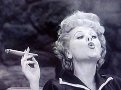 "Lucy & her Cuban! ...from ""I Love Lucy"""
