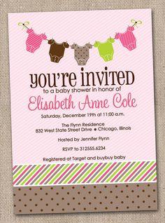 baby shower invitation : Free baby shower invitation template ...