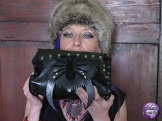 Trick or Treat! No more searching on the World Wide Web ☺ Vegan Handbags, Cute Handbags, Large Handbags, Vegan Purses, Barrel Bag, Recycled Rubber, Well Thought Out, Vegan Friendly, Guys And Girls