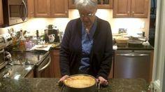 Another Easter Classic: Pizza Gaina – Cooking with Mama Lombardo Italian Easter Cookies, Italian Easter Pie, Italian Ham, Pizzagaina Recipe, Ham Pie, Clams Casino, Ricotta Pie, Pecorino Romano Cheese