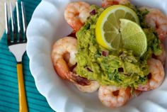 Shrimp with Citrus Avocado Mash: We love creative meals and can't deny the fact that we are sweet tooths in our own cubicles too. But…