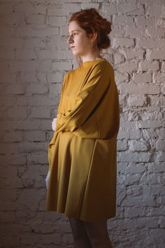 Mustard Dress / Emma collection '15