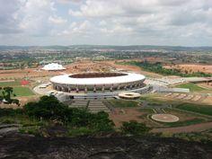 How about having FED here Abuja Stadium (Abuja, Nigeria)??