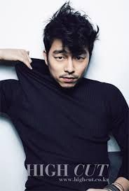 Image result for gong yoo for high cut vol 42