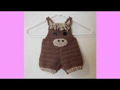 CROCHET How to #Crochet Baby 18-24 month How to Crochet a Onesie Jumper Shirt Outfit #TUTORIAL #205 - YouTube