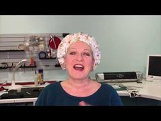 (1) Bouffant Surgical Cap - YouTube