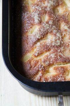 Great Desserts, Dessert Recipes, Torte Cake, Eat Breakfast, Something Sweet, Sweet Bread, Sottile, Italian Recipes, Food And Drink