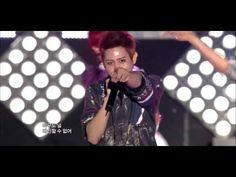 120728 Music Core Comeback Stage - Beautiful Night - BEAST