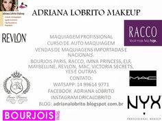 Adriana Lobrito Makeup e Dicas de Beleza!: Adriana Lobrito Makeup!