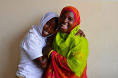 send a Mother's Day card by supporting Camfed, the organization that educates girls and women