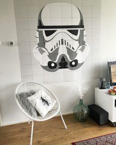 Stormtrooper living room