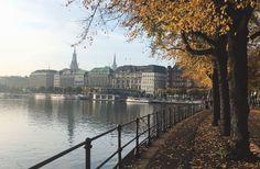 Hamburg Fall Herbst