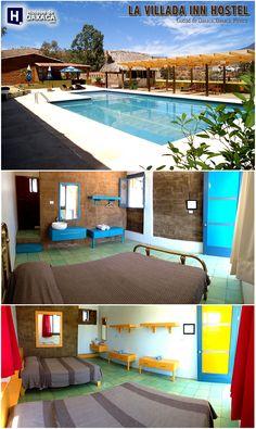 LA VILLADA INN HOSTEL Ciudad de Oaxaca, Oaxaca, México. MAS INFORMACIÓN >>> www.hotelesdeoaxaca.com/lavilladainnhostel.html #oaxaca #hostels #hostales #albergues