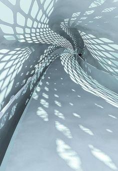 Parametrics reflection: Courtesy of Daniel Gillen
