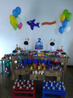 Festa carros - infantil - mesa de doces. IG: @jessicajj15