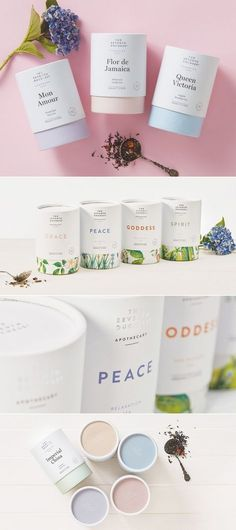 Elegant Tea Brand The Seventh Duchess Gets a Subtle Makeover — The Dieline Packaging & Branding Design & Innovation News Candle Packaging, Cool Packaging, Tea Packaging, Print Packaging, Cosmetic Packaging, Beauty Packaging, Packaging Design Tea, Innovative Packaging, Product Packaging Design