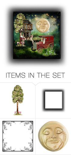 """""""Country Home"""" by hippiechick63 ❤ liked on Polyvore featuring art and country"""